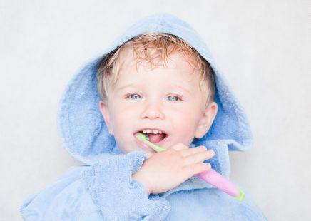 Online resources to help little ones with teeth cleaning